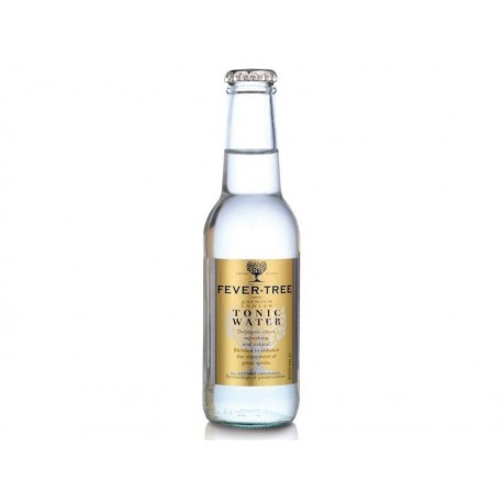 Tónica Fever Tree Indian - 24 botellas